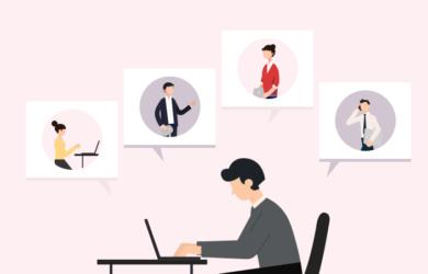 オンラインミーティングやリモートワークがあたりまえになるとどうなるか